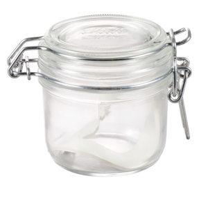 Drahtbügelglas ''Fido'' 255 ml