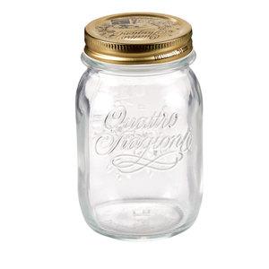 Schraubglas ''Quattro Stagioni'' 500 ml