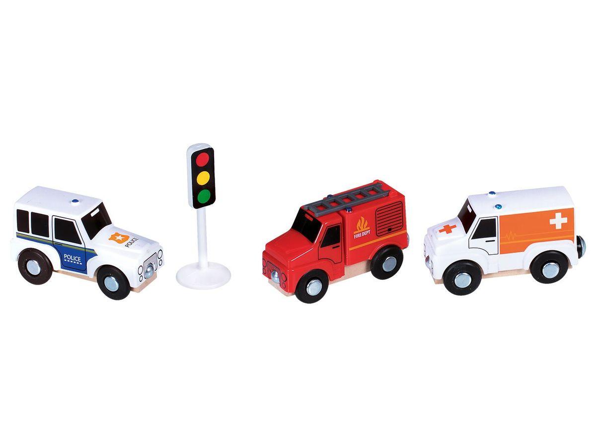 Bild 3 von PLAYTIVE® JUNIOR Fahrzeugset
