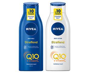 NIVEA Körperlotion/-milk Q10 Hautstraffend