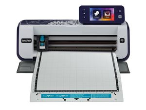 brother Hobbyplotter Scan-N-Cut CM900