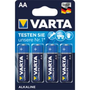 VARTA LONGLIFE AA oder AAA