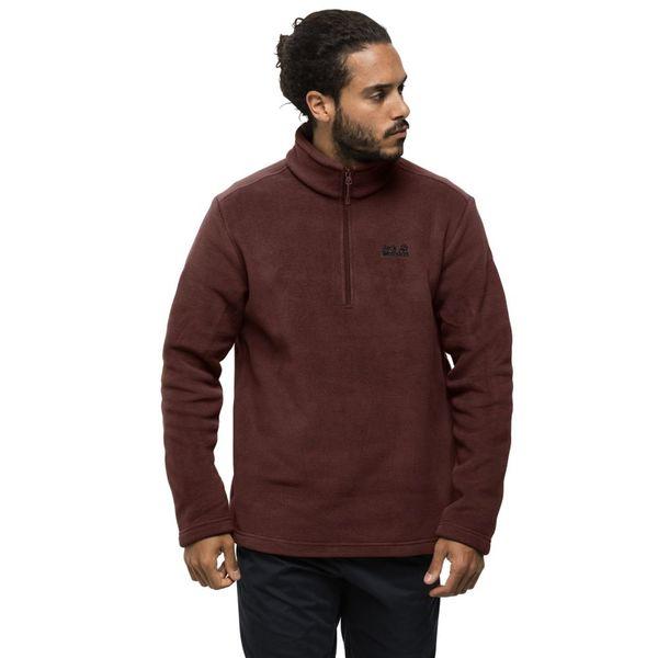 jack wolfskin pullover fleece