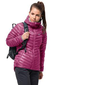 Jack Wolfskin Daunenjacke Frauen Atmosphere Jacket Women M violett