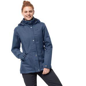 Jack Wolfskin Winterjacke Frauen Park Avenue Jacket M blau