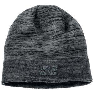 Jack Wolfskin Mütze Aquila Cap L grau