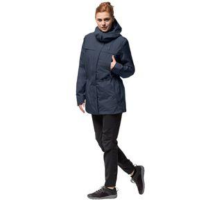 Jack Wolfskin Winterjacke Frauen Fairway Jacket M blau