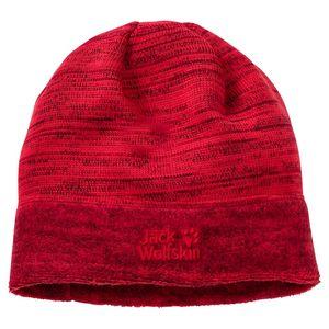 Jack Wolfskin Mütze Aquila Cap L rot