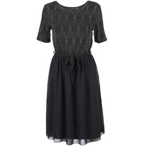Damen Kleid im Glitzer Design