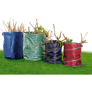 Powertec Garden Gartenabfalltasche / Pop-Up-Sack