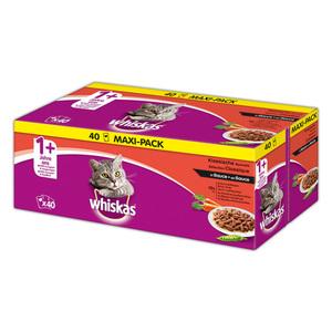 Whiskas Katzennassnahrung