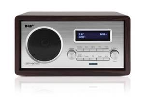 DAB+ Retro Radio mit LCD-Anzeige