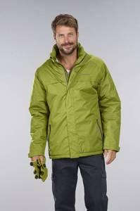 Funktionsjacke, atmungsaktiv-winddicht-wasserabweisend, Farbe grün Coastguard