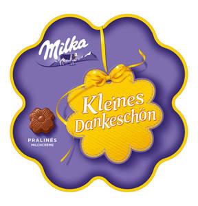 """MILKA             """"Kleines Dankeschön"""", 165g"""