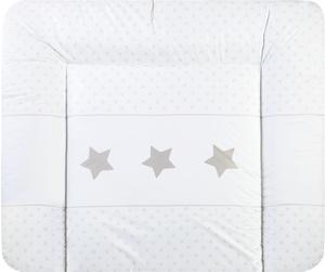 Zöllner Wickelauflage Softy Sternstunde 75x85cm