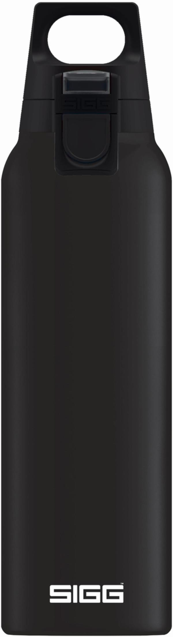 SIGG Trinkflasche Hot & Cold One Black 0.5l