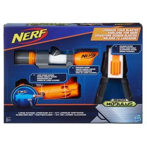 Nerf N-Strike Modulus Zubehör-Set Weitschuss