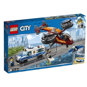 LEGO City - 60209 Polizei Diamantenraub