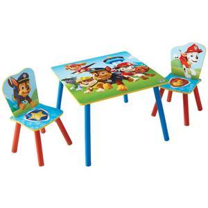 Paw Patrol Tisch mit 2 Stühlen