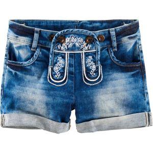 Jeans-Shorts Wiesn