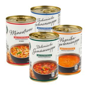 IL GUSTO DELL' ITALIA     Suppe