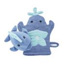 Bild 3 von HOME CREATION     Waschhandschuhe / Wasch- und Bade-Set