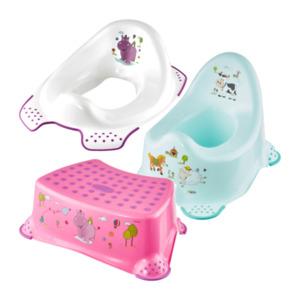Babytopf / Kleinkinder-Toilettensitz / -Tritthocker