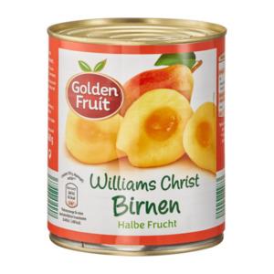 GOLDEN FRUIT     Williams Christ Birnen