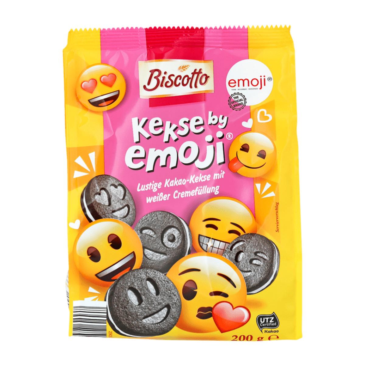 Bild 3 von BISCOTTO     Kekse by emoji