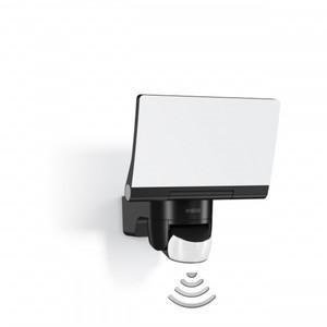 Steinel Sensor-Außenstrahler XLED home 2 ,  schwarz, mit Bewegungsmelder