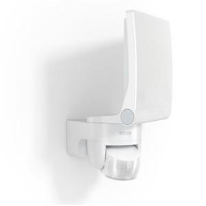 Steinel Sensor-Außenstrahler XLED home 2 ,  weiß, mit Bewegungsmelder
