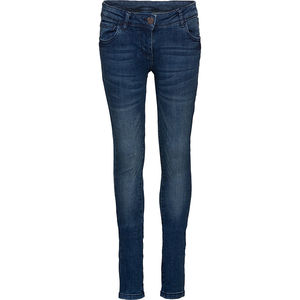 Tom Tailor Mädchen Skinnyjeans mit Stretch, blue, 170