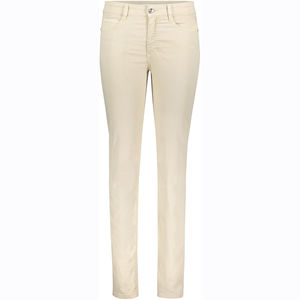 Mac Damen Jeans, Feminine Fit, beige, 36/L32
