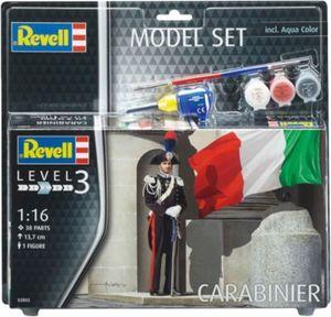 Revell Geschenkset Model Set Carabinier