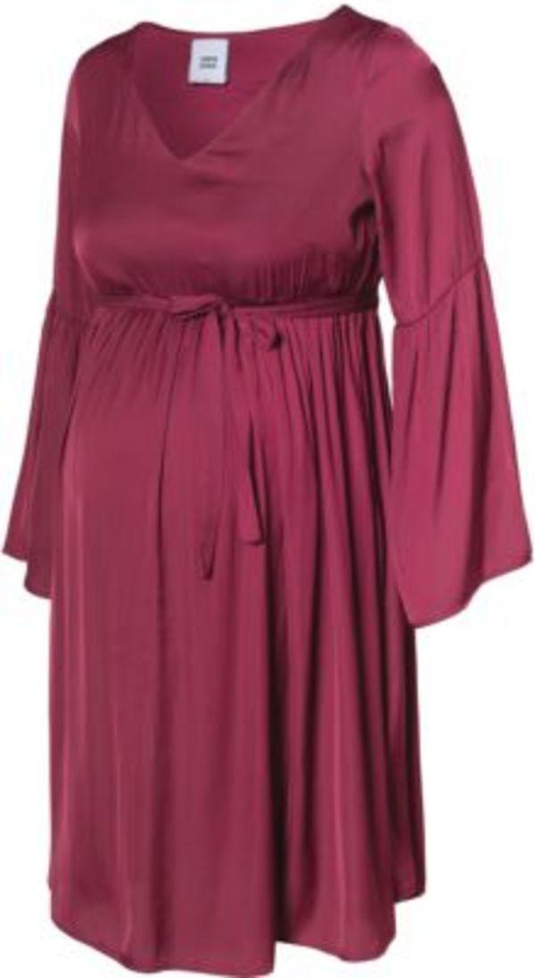 MLROSALIE L/S WOVEN ABK DRESS - Umstandskleider - weiblich Gr. 36 Damen Kinder