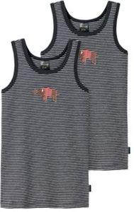 Unterhemden Doppelpack Gr. 92 Jungen Kleinkinder