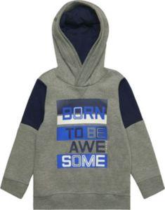 Sweatshirt mit Kapuze Gr. 104/110 Jungen Kinder