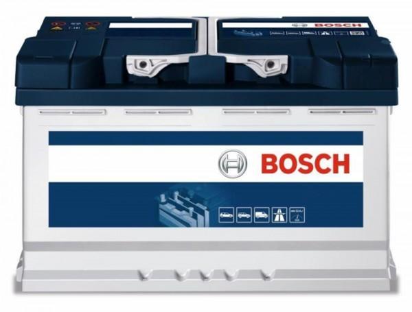 Bosch Starterbatterie S4, Asia-Typ 45 Ah, 330 A