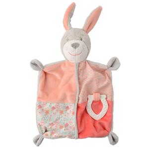 Baby Schmusetuch im Hasen-Design