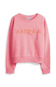 Neonpinkes Sweatshirt (Teeny Girls)