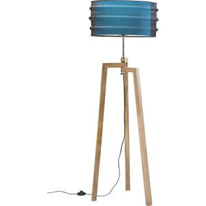 Kare-Design STEHLEUCHTE, Blau