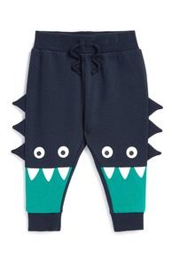 Krokodil-Jogginghose für Babys (J)