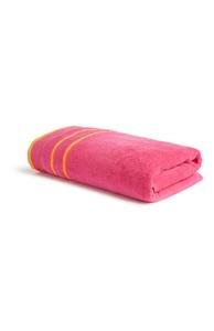 Pinkes Strandtuch
