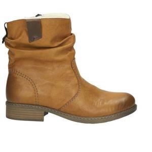 Damen Boot, mittelbraun