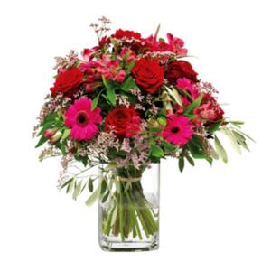 Für meine große Liebe -   Valentinstag mit Fleurop