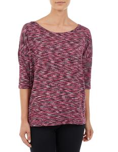 Damen Shirt mit Dreiviertel-Ärmeln
