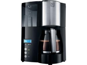 MELITTA 100801 Optima Timer, Kaffeemaschine, Schwarz