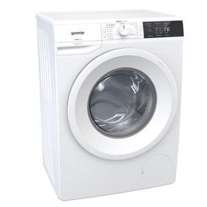 Gorenje WE74S3P Stand-Waschmaschine-Frontlader weiß / A+++