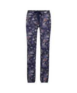 Hunkemöller Pyjamahose Jersey Blau