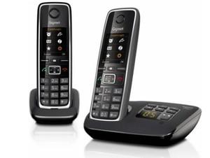 Gigaset Telefon C530 Duo ,  schwarz